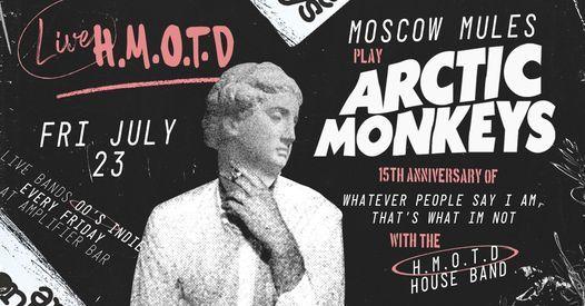 HMOTD ~ Arctic Monkeys Edition