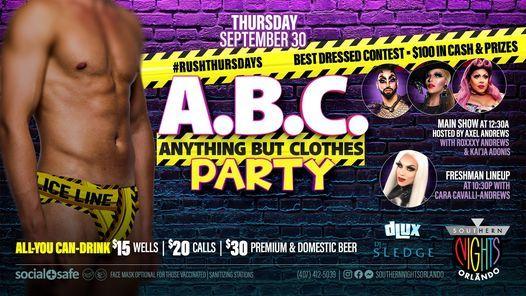 09.30.21 ABC PARTY at Southern Nights Orlando