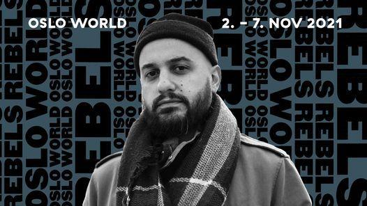 Oslo World: Bachar Mar-Khalif\u00e9