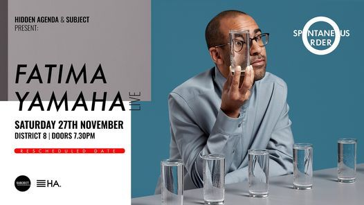 Fatima Yamaha at District 8 \/\/