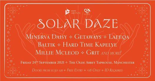 Solar Daze Fest 2021's event