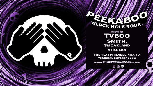 Peekaboo: Philadelphia Black Hole Tour