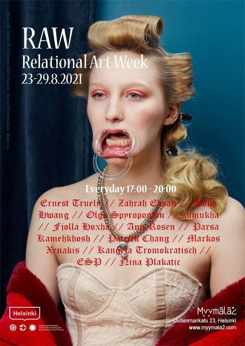 RAW - Relational Art Week
