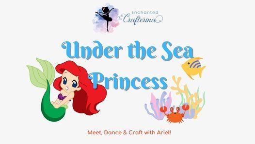 Enchanted Under the Sea Princess