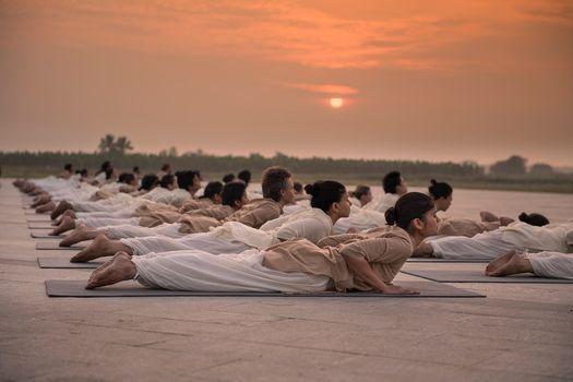 Surya Kriya - Fire up the Sun within (Sadhguru's Teaching)