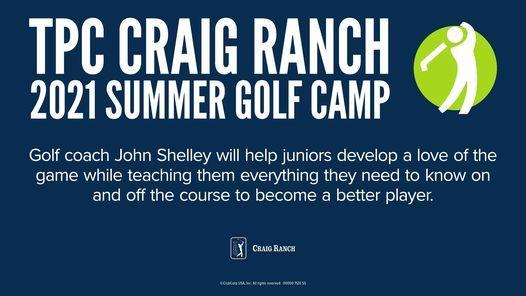2021 Summer Golf Camp