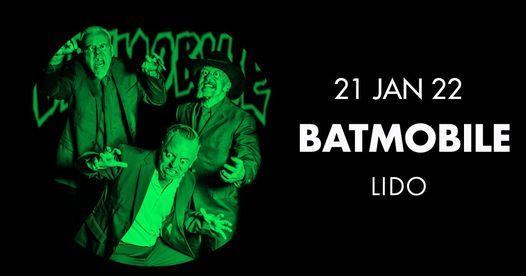 Batmobile \u2022 Berlin