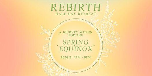 Spring Equinox Half Day Retreat