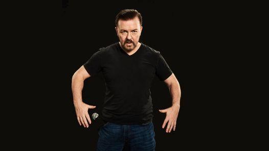 Ricky Gervais SuperNature