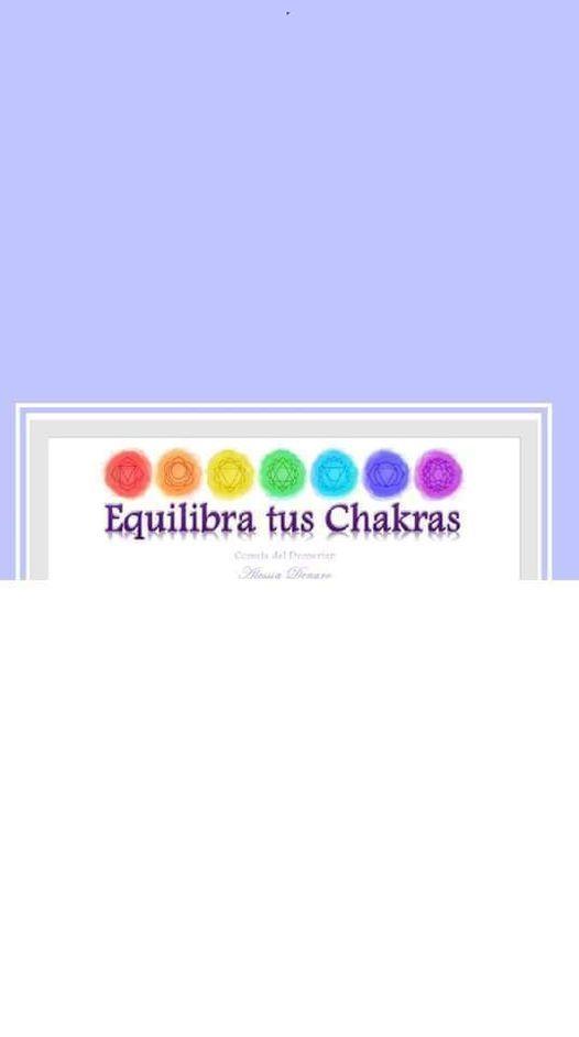 Equilibra tus Chakras: Curso de meditaci\u00f3n de 8 meses
