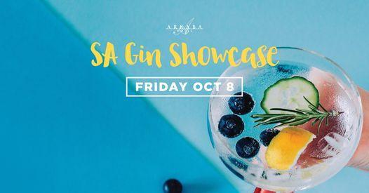 SA Gin Showcase
