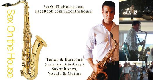 Sax On the House SOLO @ The Last Local Canning Vale