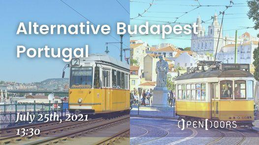 Alternative Budapest: Portugal