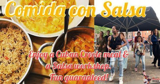 Comida con Salsa - Enjoy the Cuban Lifestyle