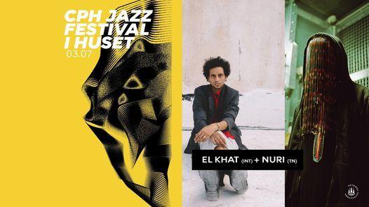 El Khat (INT) + Nuri (TN)   Musikcaf\u00e9en