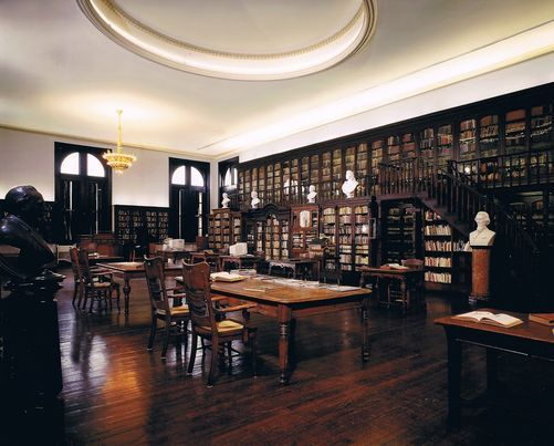 Library Treasure Tour - The German Society and the University  of Pennsylvania, Past and Present
