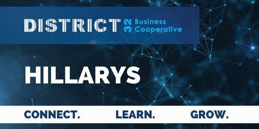 District32 Business Networking Breakfast \u2013 Hillarys - Tue 17 Aug