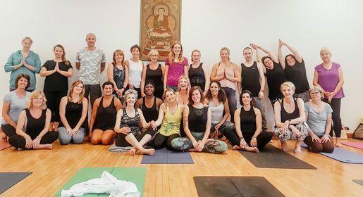 Birmingham Yoga Workshop