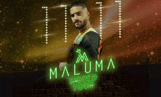 Maluma Live in Orlando Starting at $299 per couple.