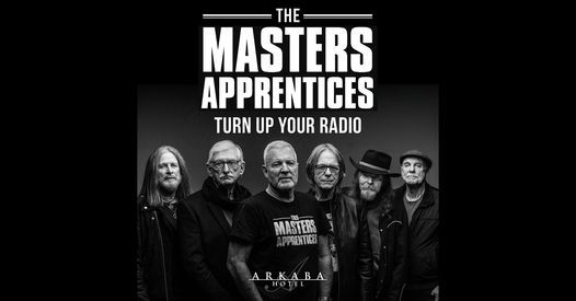 The Masters Apprentices \/\/ Live at the Ark