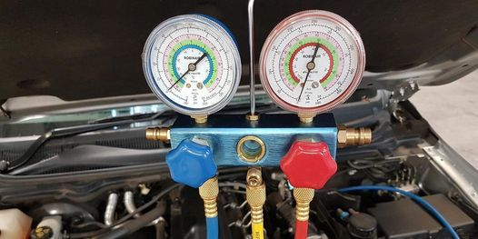 Automotive Air Conditioning Training (Oct 2021)