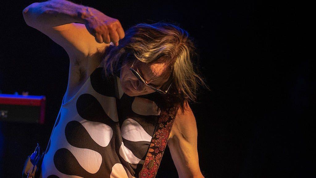 SiriusXM Presents Todd Rundgren - The Individualist, A True Star