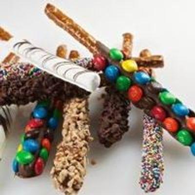 Kamp for Kids Chocolate Pretzels