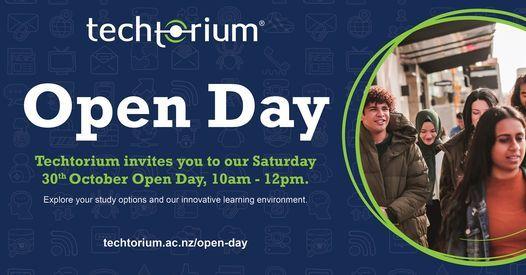 Techtorium Open Day