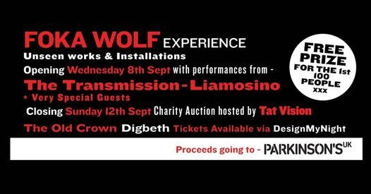 Foka Wolf Experience - Opening Night