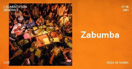 Zabumba - Roda de samba