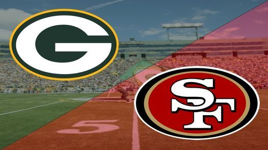Packers Watch Party: Packers VS 49ers