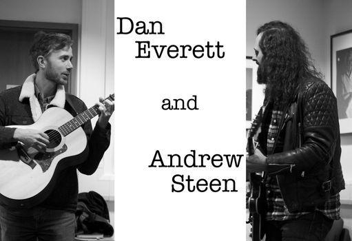 Everett & Steen live