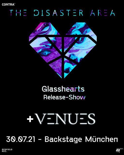 The Disaster Area - Release Show + Venues | Abstandskonzert | Backstage M\u00fcnchen (Nachholshow)