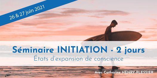 S\u00e9minaire initiation - 2 jours