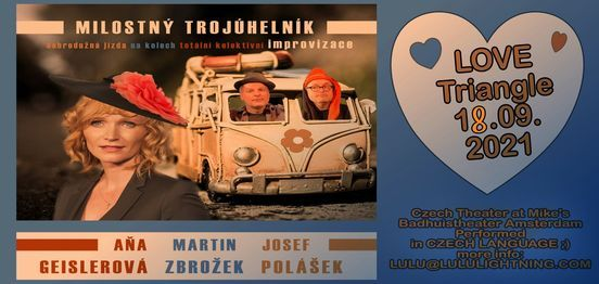 Milostny Trojuhelnik (LOVE TRIANGLE) 18.9.2021 !!!