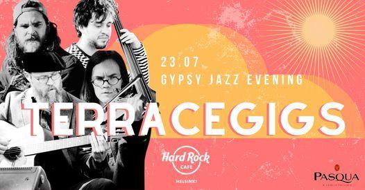 Terracegigs: Gypsy Jazz Evening