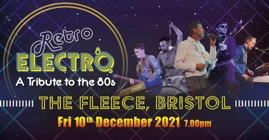 Retro Electro Xmas Special at The Fleece Bristol