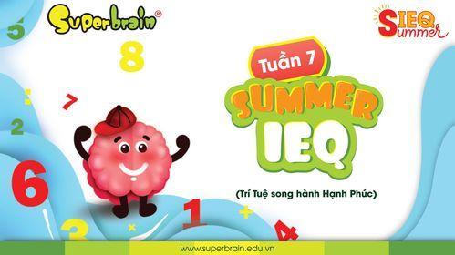 [Summer IEQ] - Tr\u00ed tu\u1ec7 song h\u00e0nh h\u1ea1nh ph\u00fac