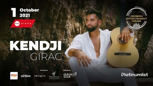 Arabian Entertainment Presents Kendji Girac