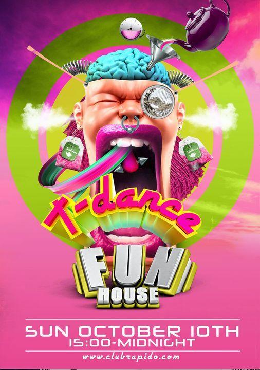FunHouse - Sunday T-Dance