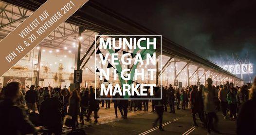 Munich Urban Night Market 2021