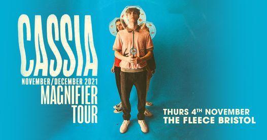 Cassia live at The Fleece, Bristol 04\/11\/21
