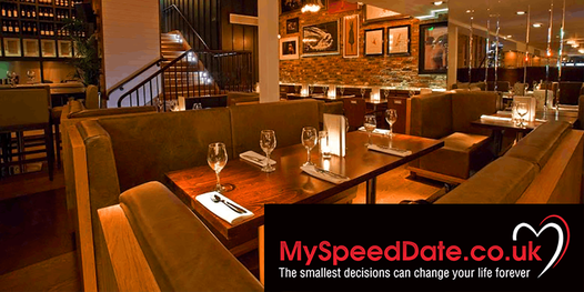 Speed Dating Bristol, ages 26-38 (guideline only)