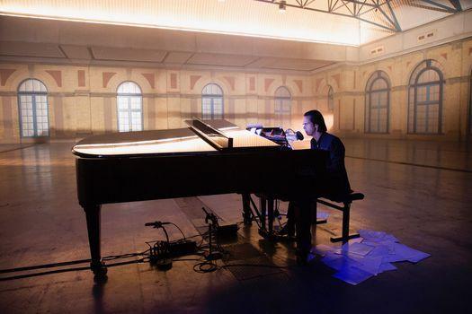 Nick Cave: Kunsten, kollegerne, klaveret - film + foredrag af Jan Poulsen