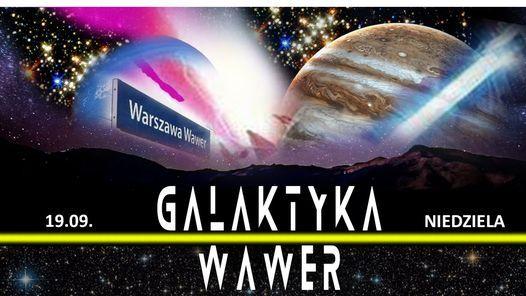 GALAKTYKA WAWER