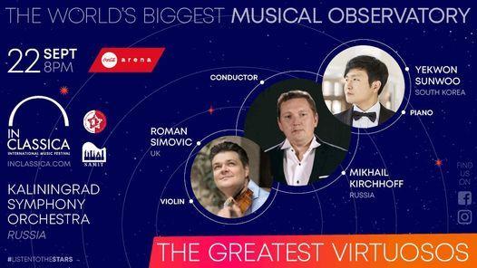 The Greatest Virtuosos