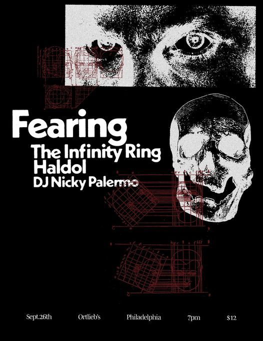 Fearing \/ The Infinity Ring \/ Haldol \/ DJ Nicky Palermo