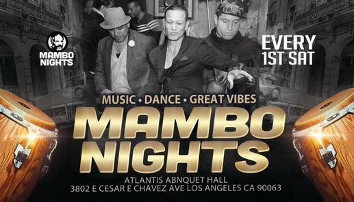 Mambo Nights \u2022 September 2021 Edition