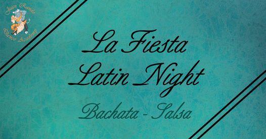 La Fiesta Latin Party - July