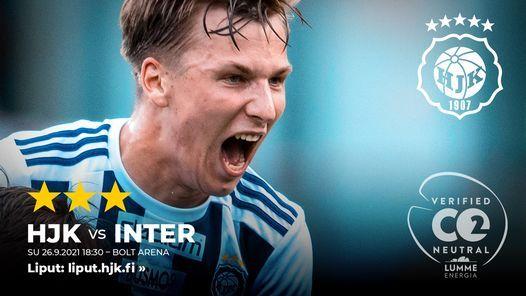 HJK vs INTER